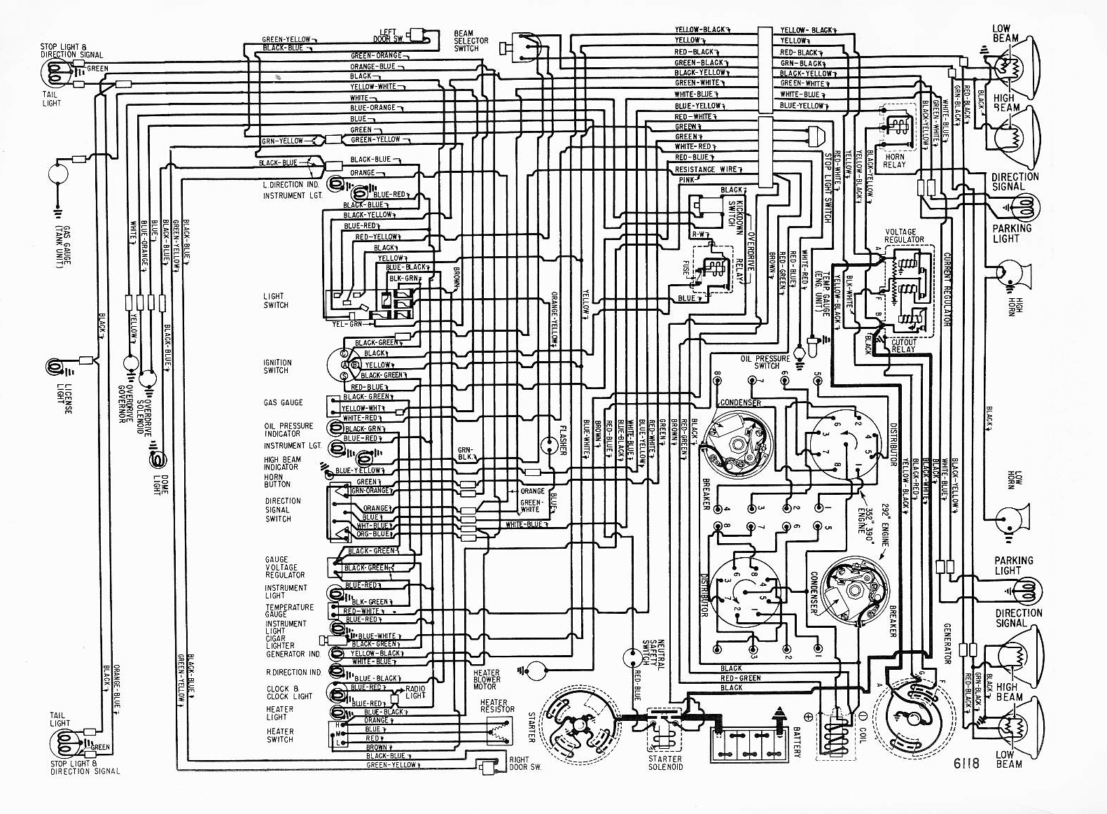 Astonishing 1974 Corvette Wiring Harness Basic Electronics Wiring Diagram Wiring 101 Orsalhahutechinfo